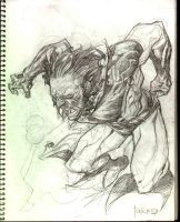 wolverine by his lonesome 1 by mccat