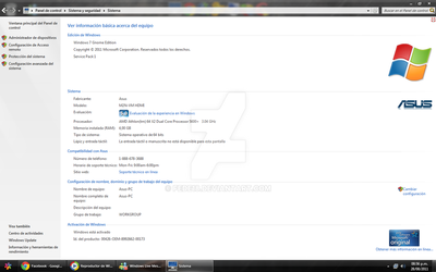 Windows 7 Gnome Edition by fede18