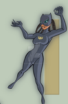 Catwoman 24 by TULIO19mx