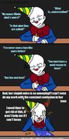 The annoying Torment (FNAF Comic) Pt.1 by Blustreakgirl