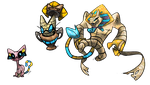 Sphynx Fakemon by T-Reqs