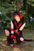 Litten Cosplay - Pokemon Sun + Moon by DakunCosplay