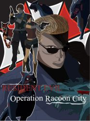 Resident Evil: Operation Racoon City by yugiohfreakXD