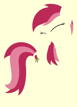 Minimal Roseluck by PaperShift