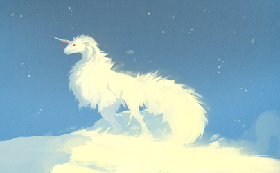 Just Snow by GryAdventures