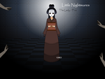 .:Fanart:. Little Nightmares - The Lady by GirlMoonDevil