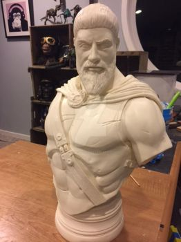 1/2 scale Leonidas casting by BrittonsConcoctions