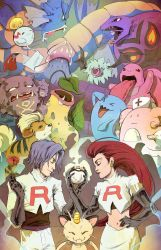 Team Rocket by oneoftwo