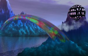 Rainbow Bridge by Imager1966