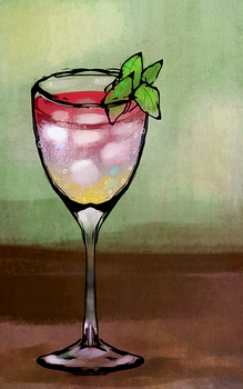 180201 Cocktail by Ainaredien
