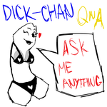 Dick-chan Dna by superawesomeultraman