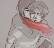 it's just a scarf by cafe-lalonde