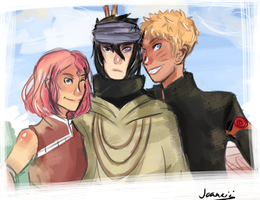 Team 7 The Last by Joaneko