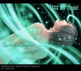 Spirit of Lifestream by Aede-chan
