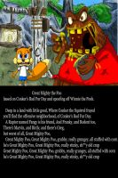 Great Mighty the Pooh by SpongicX