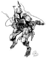 Bounty Hunter by Jaymz77