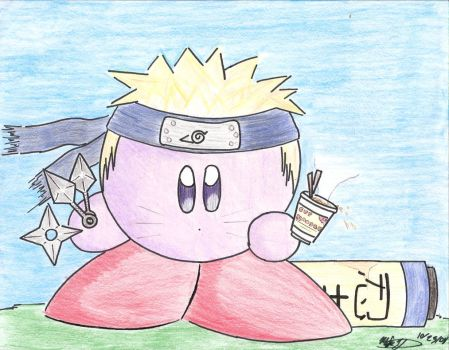 Kirby Fan Art 10.23.08 by mik3andik3xD
