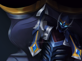 Championship | Zed : The Master of Shadows by JaiSea