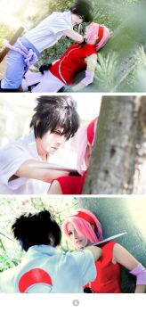 Naruto Shippuden (SasuSaku): The curse between us by DidsRainfall