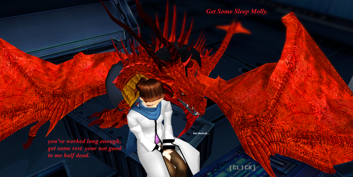 MMD Newcomer Molly Hooper + DL by Valforwing