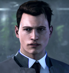 Connor (Detroit: Become Human) by Shuploc