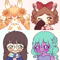 Sketchy Icon Batch #3 by Momoroo