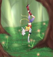 [L4S] Bunny catching by Velger96