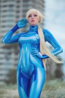 Kayla - Samus by beethy