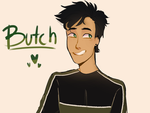 Butch At 16 by yosuehere