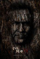 'Evil Dead IV' Teaser Poster by themadbutcher