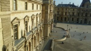 The Louvre by 4ajka