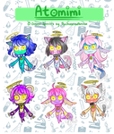 [Adopts]: Atomini Batch 2 [CLOSED] by SimplyDefault