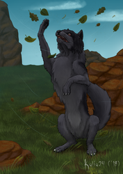 [COMM] Grasping the Wind by Kalia24