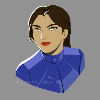 Anat Merton by callyanncreates