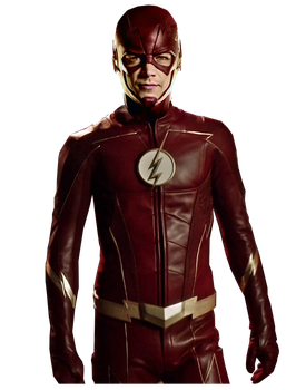 CW Future Flash  by everythingflash