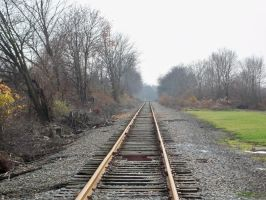 railroad of life by LexyLou16