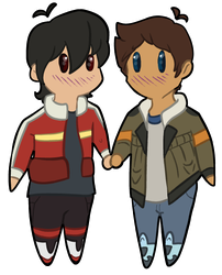 klance cheebs by ThatCreativeCat