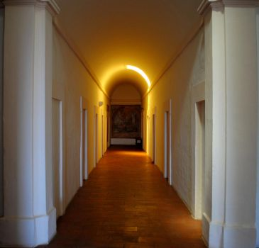 Light at the End of the Hallway by VeryBadGirl