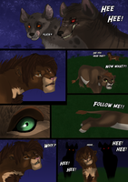 The Outcast Page 8 by DRGNFL