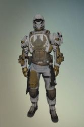 Destiny Titan (updated) by Awsassin