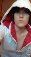AC hoodie neck close up by wind-hime-kaze