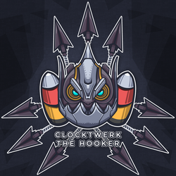 Clocktwerk Poster by Prove-Design
