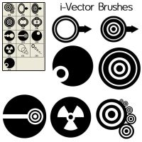i-Vector Brush Pack by Juritsu