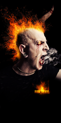 Fire Devil II by Carenock14