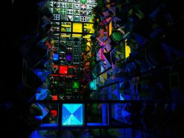 cube Alley 06 by jleoc