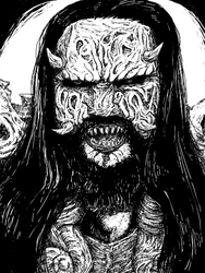 The Lord of Terror by ComaKoma