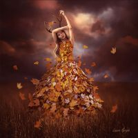 L'automne by Laura-Graph