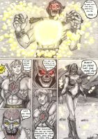 the troubles of Skeletor issue 3: wrong spell by SkeletorsPain