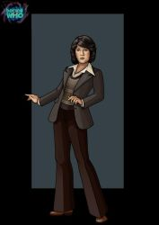 sarah jane 1  -  commission by nightwing1975