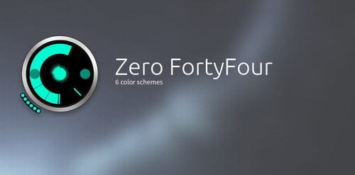 Zero FortyFour for iPulse by moshiAB
